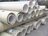 Design&Nbsp del cliente; Riga di plastica dell'espulsione del tubo del PVC della macchina dell'espulsore