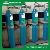 cilindro de oxigênio 6m3 para o mercado de Colômbia (40L X150BAR)