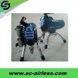 Bewegliche elektrische luftlose Wand-Spray-Lack-Hochdruckmaschine für Verkauf St-8395