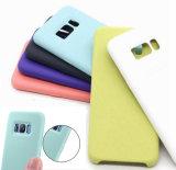 para la cubierta del silicón de Samsung para la galaxia S8