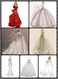Schatz bodenlangen Chiffon A-Line Kleid