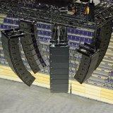 Verdoppeln eine 12 Zoll-im Freien PROzeile Reihen-Lautsprecher für Ereignis-Erscheinen-Verein-Stäbe, DJ-Berufsaudio