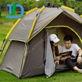1 - 2 Personen-wasserdichte blanke Familien-kampierendes Zelt