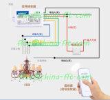 4 Kanal HF-drahtloser Ferncontroller mit Cer und RoHS