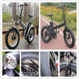 [48ف] [500و] [أم] صاحب مصنع يطوي إطار العجلة سمين درّاجة كهربائيّة [رسب507]