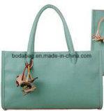 Rétro fleurs pendant et sac d'emballage des femmes de modèle de couleur de sucrerie (BDMC012)