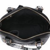 최신유행 작풍 Python 인쇄 쉘 모양 여자 핸드백 (MBNO041023)