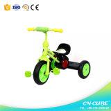Três rodas 4 em 1 triciclo barato dos miúdos do carrinho de criança de bebê