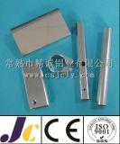 Profil en aluminium anodisé lumineux de l'extrusion 6060 T4 (JC-P-84062)