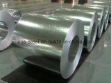 Катушка покрытия цинка Dx51d горячая окунутая гальванизированная стальная для строительных материалов