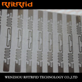 Etiqueta engomada elegante de la resistencia RFID del tolueno