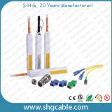 Un clic de fibra óptica lápiz limpiador