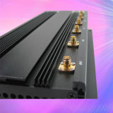 Leistungsfähiger UHFtischplattenentwurfs-Handy-Hemmer VHF-3G