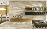 Precios de madera pulidos del azulejo de la porcelana de la mirada del precio de fábrica