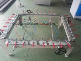 Engranzamento mecânico durável da impressão da tela que estica a máquina