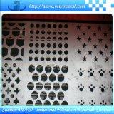 Кислот-Сопротивляя ячеистая сеть нержавеющей стали Perforated