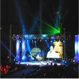 Farbenreiche Innenleistung des Stadiums-P7.62 Miet-LED-Bildschirmanzeige
