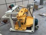Bloco móvel da máquina pequena do bloco do cimento hidráulico que faz a máquina