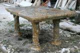 정원 테이블 대리석 테이블 유럽인 테이블