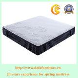 Colchón Pocket de la espuma de la memoria del resorte para el colchón Dfm-09 de la fábrica de los muebles del dormitorio