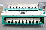 情報処理機能をもった米CCDカラー選別機、高精度な高容量