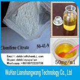 癌治療のための口頭反エストロゲン50mg/Ml Clomifeneのクエン酸塩50-41-9 Clomid