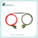 Coupleur/diviseur de fibre optique de câble de FTTH 2X2