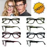 Blocco per grafici all'ingrosso degli occhiali del progettista di Eyewear di disegno dell'Italia dei telai dell'ottica