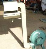 Máquina de reciclaje plástica del almacenaje de dos fases del silo de la desfibradora