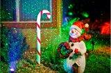 RGB 8 in 1 Muster-im Freien wasserdichtem Stern-Himmel-Dusche-Effekt-Projektor-Beleuchtung-Weihnachtsdekoration-Garten-Laserlicht