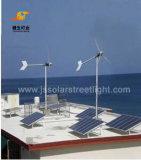 Réverbère solaire de l'hybride DEL de bon vent de réputation