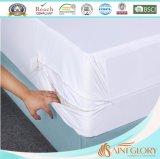 La prueba TPU del fallo de funcionamiento de base laminó el protector de la cubierta del Encasement del colchón de los niños
