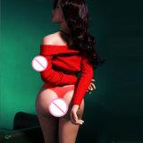 Muñeca grande caliente japonesa del sexo del pecho de la muchacha el 165cm con la vagina verdadera para el sexo