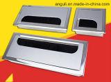 플라스틱 사무용 가구 컴퓨터 책상 케이블 밧줄 고리