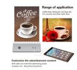 Крен силы обязанности USB Meau 4 таблицы Caffee для всех видов мобильных телефонов