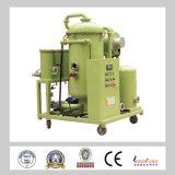 Máquina da regeneração do purificador do óleo de lubrificação de Zl/petróleo