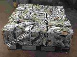 Wiederverwertung der Ballenpresse für Schrott-Aluminiumschrott-Dosen