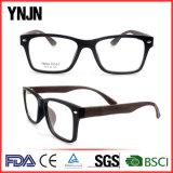 Высокое качество Ynjn отсутствие рамки квадрата Tr90 Eyewear логоса (YJ-15007)