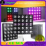 Luz del efecto del LED de la matriz 25 * 30W (LY-025N)