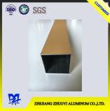 문을%s 정연한 알루미늄 단면도, 분말 코팅 알루미늄 단면도 a