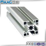 Extrusions en aluminium de T-Fente métrique et profil de encadrement