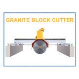 平板への切断の大理石の花こう岩のブロックのためのマルチ刃のブロックの打抜き機