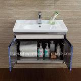 Dirigere la vanità della stanza da bagno dell'acciaio inossidabile del rifornimento con la mensola