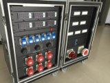 Contenitore di metallo di potere del rifornimento elettrico con gli interruttori dell'interruttore