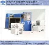 Máquina plástica del moldeo por insuflación de aire comprimido para la botella plástica