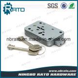 Doppia serratura in lega di zinco chiave della cassaforte della piccola casella