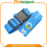 Cinghia dei bagagli tessuta alta qualità su ordinazione