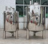 良質1t/H 304のステンレス鋼の生殖不能の縦の水漕