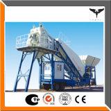 35m3/H volledige Automatische Mobiele Concrete het Groeperen Installatie (YHZS35)