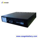 alto LiFePO4/Lithium pacchetto della batteria di 48V50ah per l'applicazione a energia solare di memoria